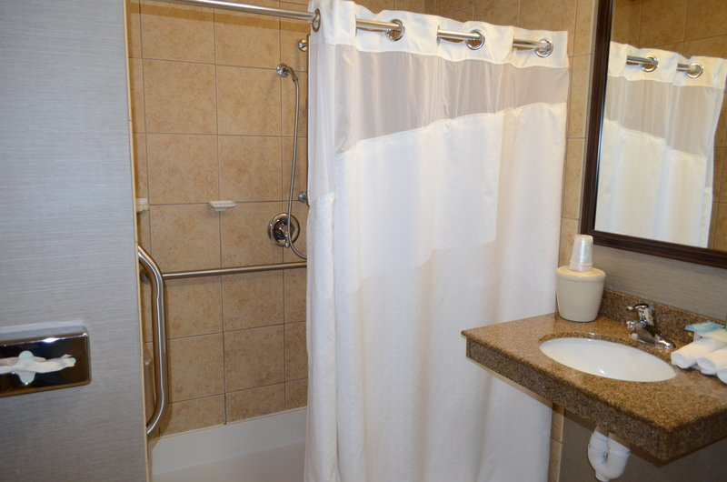 Holiday Inn Express & Suites Barstow - Outlet Center-Wheelchair Accessible<br/>Image from Leonardo