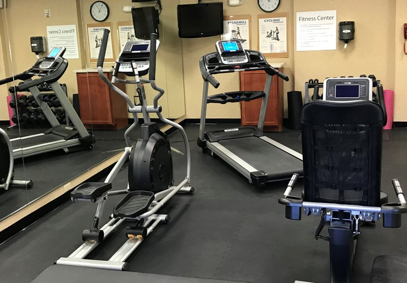 Holiday Inn Express & Suites Barstow - Outlet Center-Fitness Center<br/>Image from Leonardo