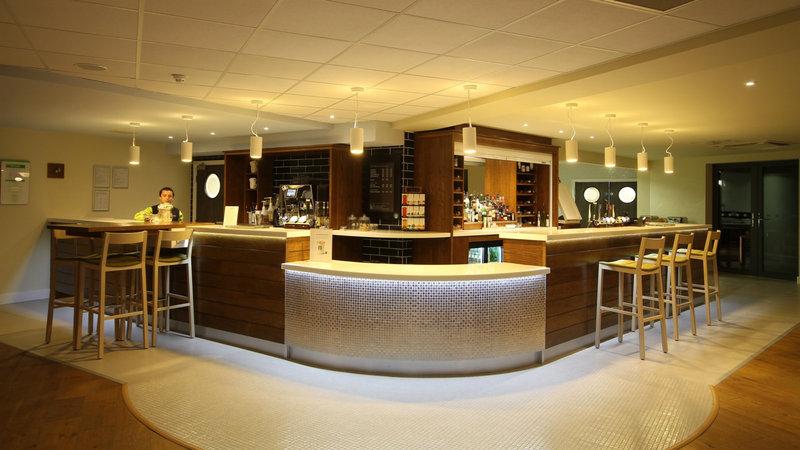 Holiday Inn Huntingdon - Racecourse-Café<br/>Image from Leonardo