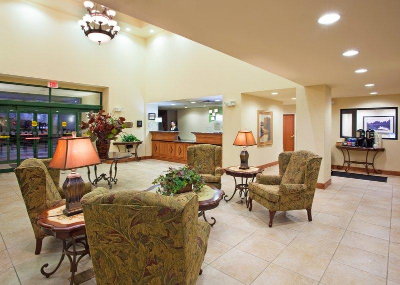 Holiday Inn Ann Arbor Univ Michigan Area-Hotel Lobby<br/>Image from Leonardo