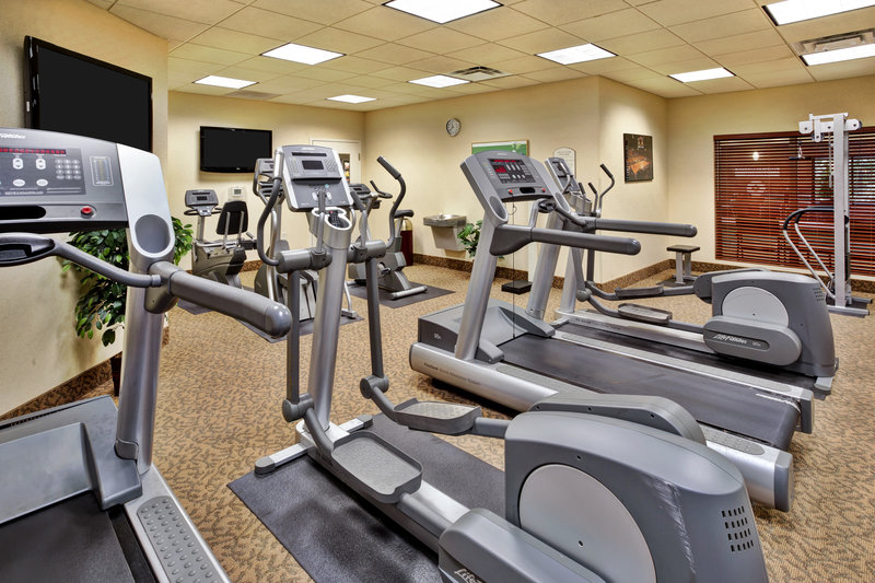 Holiday Inn Ann Arbor Univ Michigan Area-Fitness Center<br/>Image from Leonardo