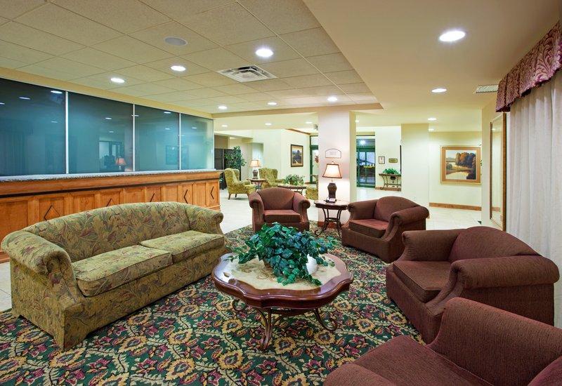 Holiday Inn Ann Arbor Univ Michigan Area-Lobby Seating Area<br/>Image from Leonardo