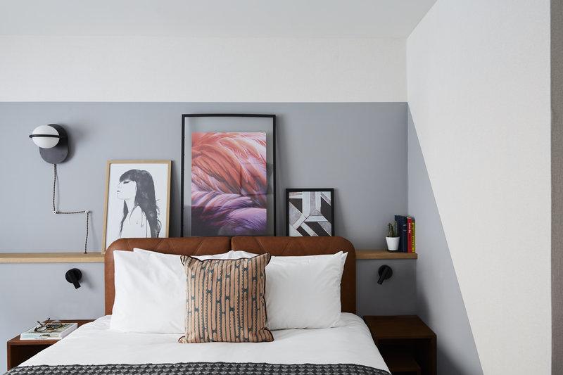 Hotel Indigo Antwerp - City Centre-bedroom<br/>Image from Leonardo