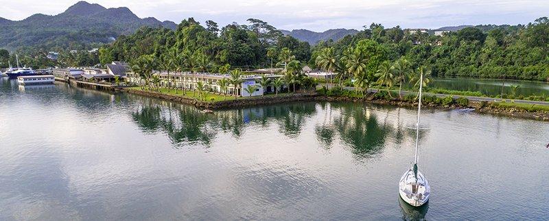 Novotel Suva Lami Bay-Exterior<br/>Image from Leonardo