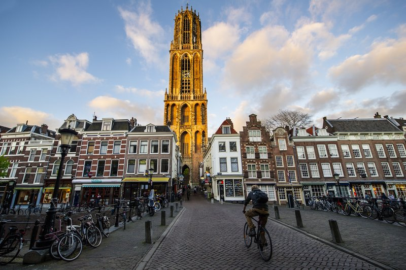 Holiday Inn Express Utrecht - Papendorp-Dom Tower<br/>Image from Leonardo
