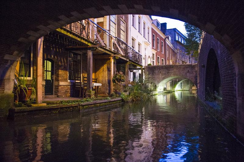 Holiday Inn Express Utrecht - Papendorp-Canals of Utrecht<br/>Image from Leonardo