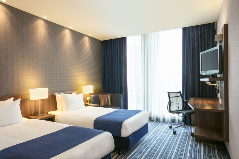Holiday Inn Express Utrecht - Papendorp-Standard twinbedded room<br/>Image from Leonardo
