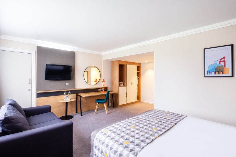 Holiday Inn High Wycombe M40, Jct. 4-Family Room <br/>Image from Leonardo