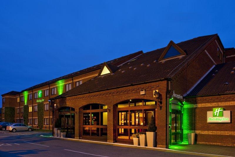 Holiday Inn Norwich - North-Night at Holiday Inn Norwich - North<br/>Image from Leonardo