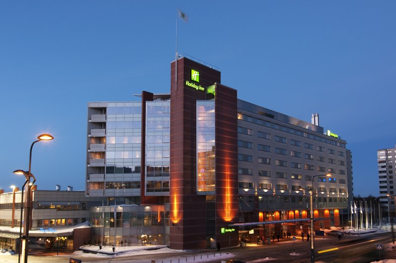 Holiday Inn Helsinki - Exhibition & Convention Centre-Welcome to Holiday Inn Helsinki - Messukeskus Evening<br/>Image from Leonardo