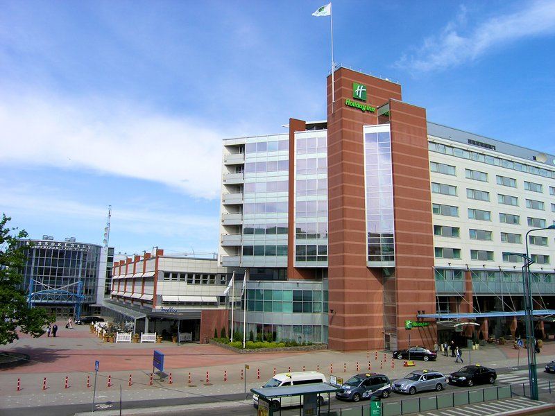 Holiday Inn Helsinki - Exhibition & Convention Centre-Welcome to Holiday Inn Helsinki Messukeskus<br/>Image from Leonardo