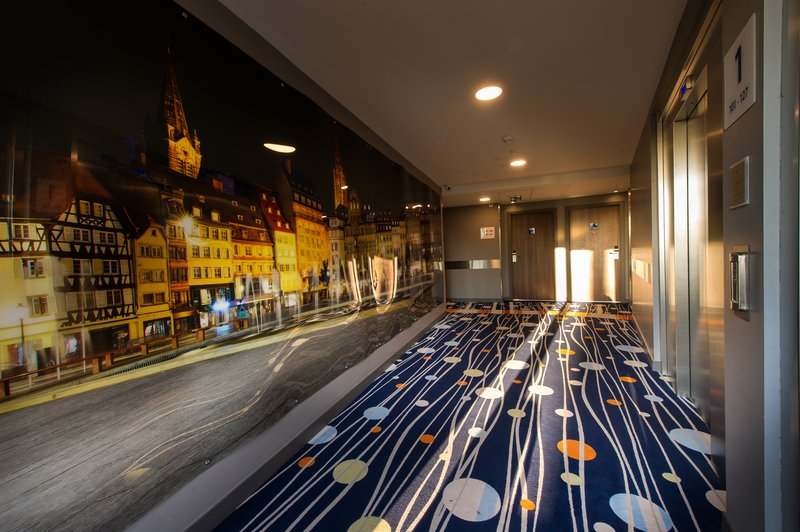 Holiday Inn Express Strasbourg - Centre-Hotel Feature<br/>Image from Leonardo