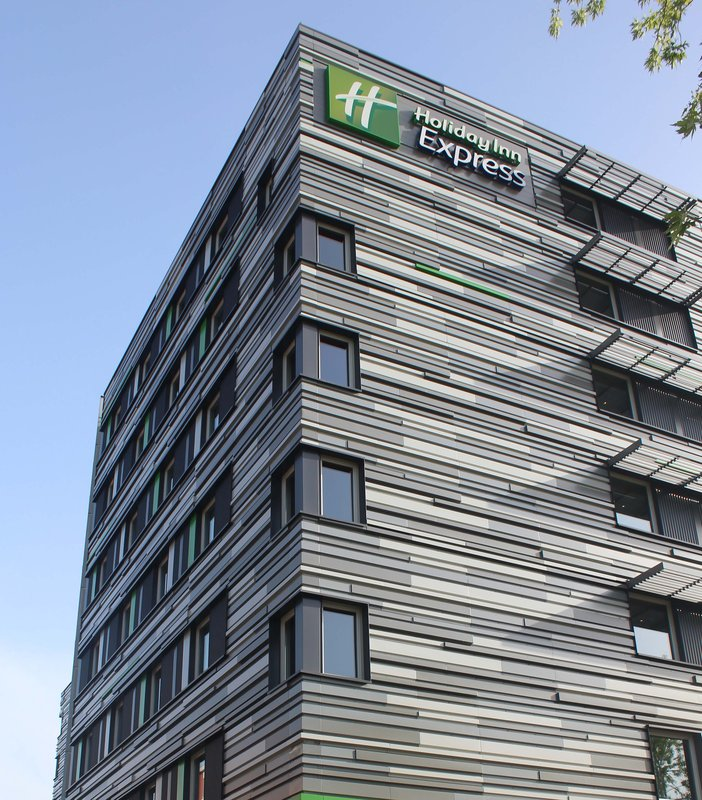Holiday Inn Express Strasbourg - Centre-Hotel Exterior<br/>Image from Leonardo