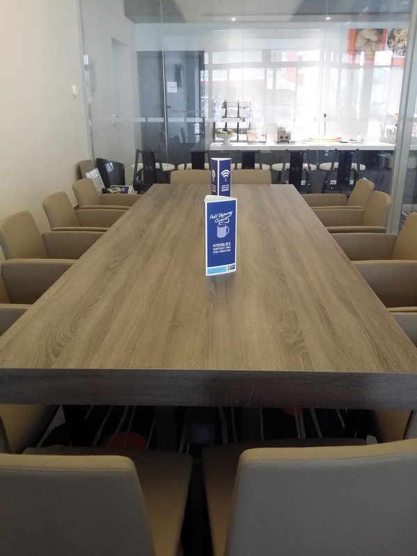 Holiday Inn Express Strasbourg - Centre-Meeting Room<br/>Image from Leonardo