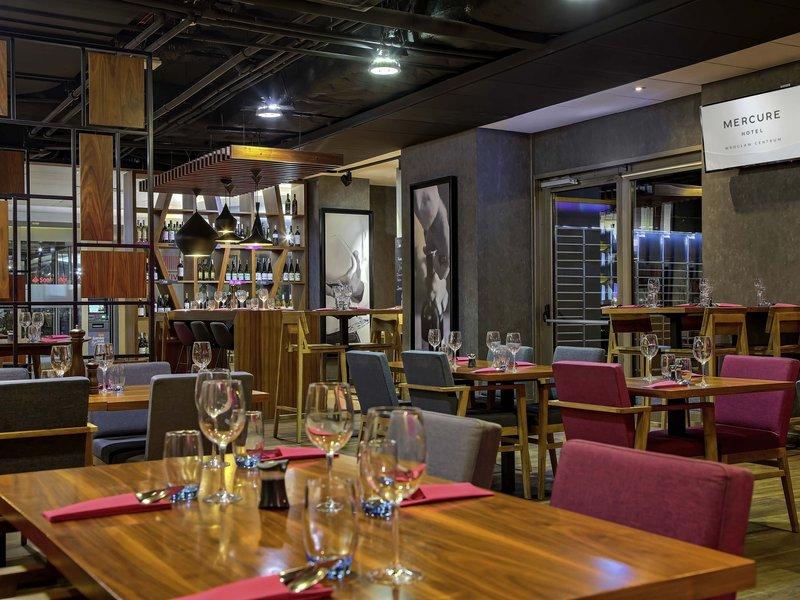 Hotel Mercure Wroclaw Centrum-Restaurant<br/>Image from Leonardo
