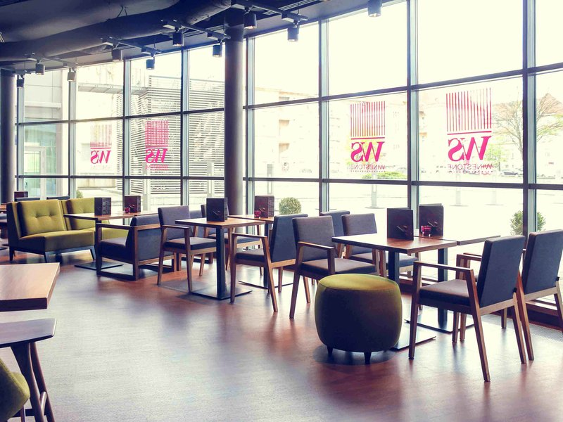 Hotel Mercure Poznan Centrum-Restaurant<br/>Image from Leonardo