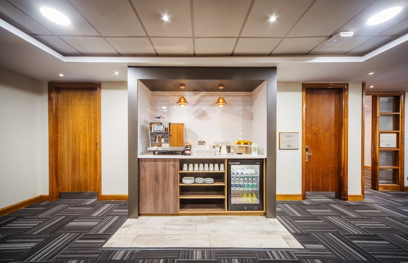 Holiday Inn High Wycombe M40, Jct. 4-Hot & Cold Beverage counter<br/>Image from Leonardo