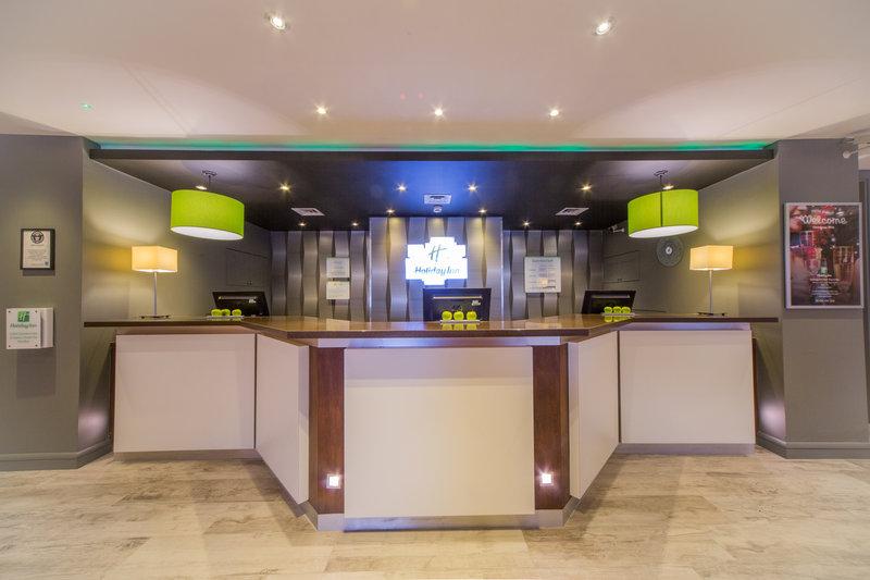 Holiday Inn High Wycombe M40, Jct. 4-Reception<br/>Image from Leonardo