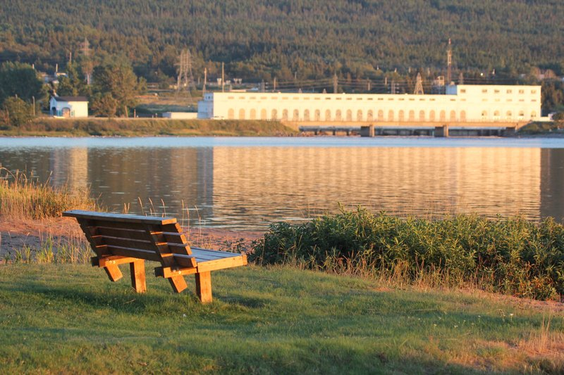Holiday Inn Express Deer Lake-View from Property<br/>Image from Leonardo