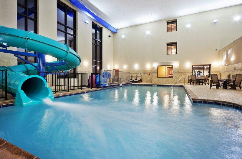 Holiday Inn Express & Suites Great Falls-Swimming Pool open from 6am-11pm<br/>Image from Leonardo