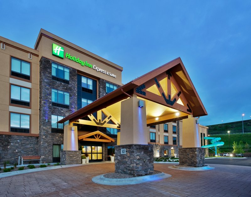 Holiday Inn Express & Suites Great Falls-Welcome to the Holiday Inn Express and Suites Great Falls Montana!<br/>Image from Leonardo