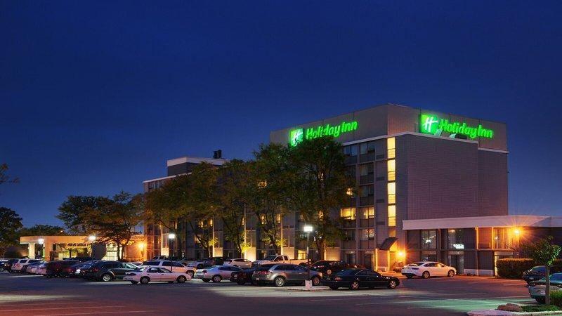 Holiday Inn Burlington - Hotel & Conf Centre-Hotel Exterior <br/>Image from Leonardo