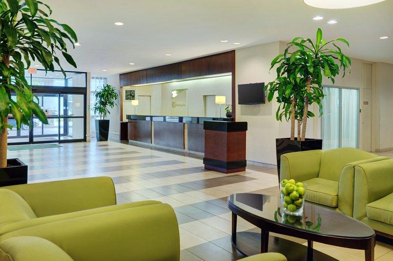 Holiday Inn Burlington - Hotel & Conf Centre-Lobby Area - Check In Desk<br/>Image from Leonardo