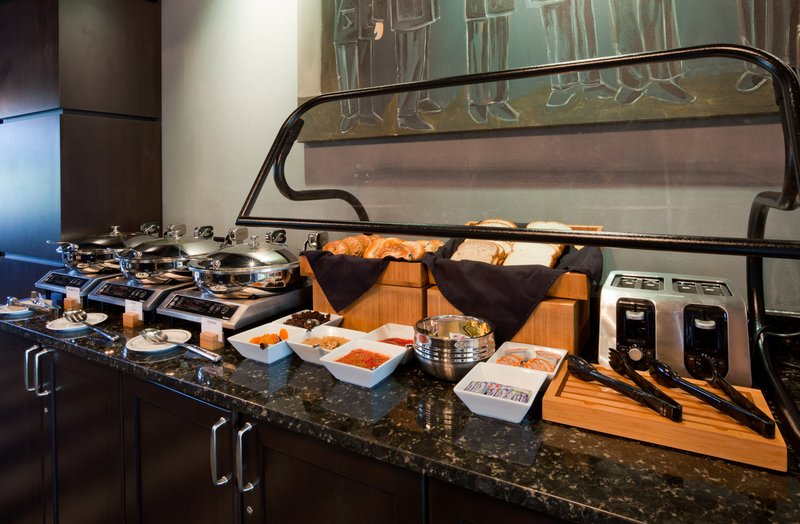 Holiday Inn Eau Claire South I-94-Delicious Breakfast Buffet Served Every Morning<br/>Image from Leonardo