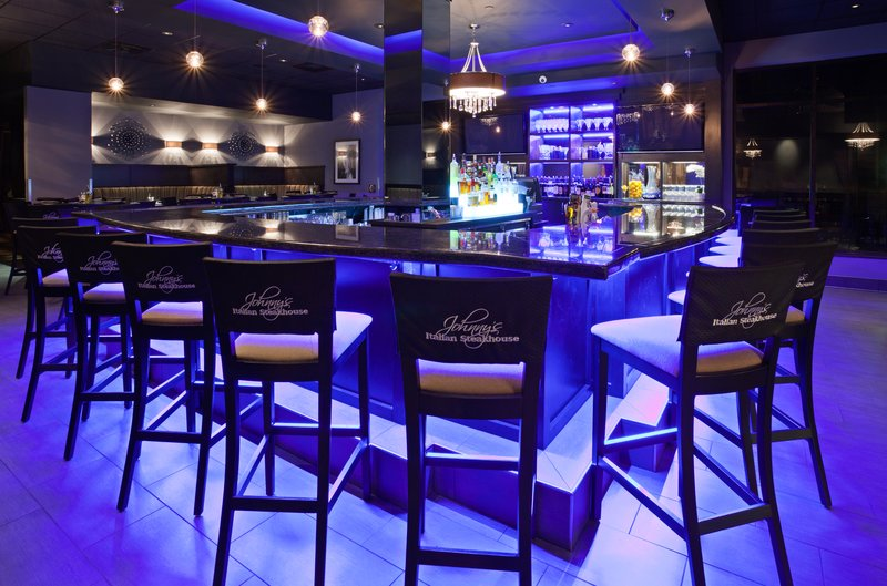 Holiday Inn Eau Claire South I-94-Johnnys Italian Steakhouse Features a Wine Room and Cigar Menu<br/>Image from Leonardo