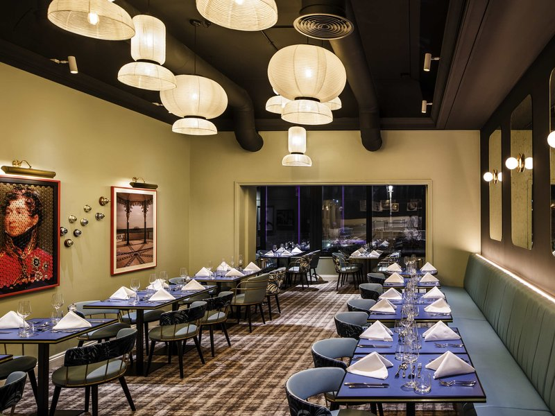 Mercure Brighton Seafront-Restaurant<br/>Image from Leonardo