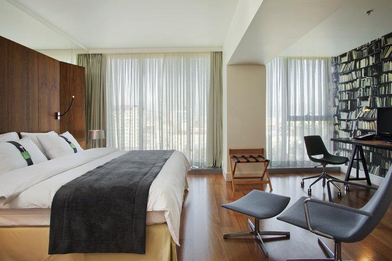 Holiday Inn Tbilisi-1 King Bed Business Room, Smoking/Non-Smoking<br/>Image from Leonardo