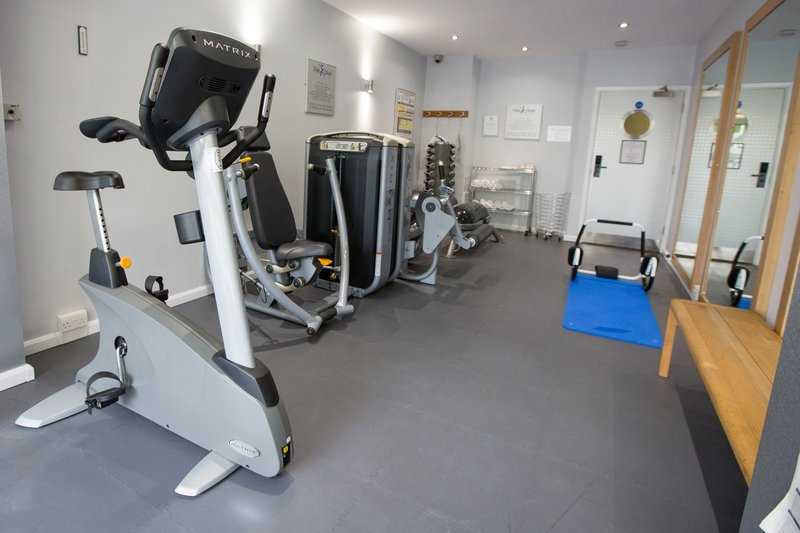 Holiday Inn Nottingham-Air Conditioned Mini Gym<br/>Image from Leonardo