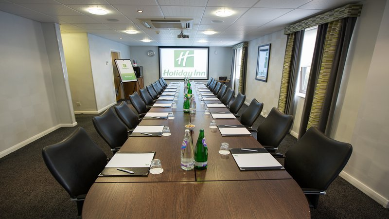 Holiday Inn Nottingham-Clumber Suite-with built in projector and sound system<br/>Image from Leonardo