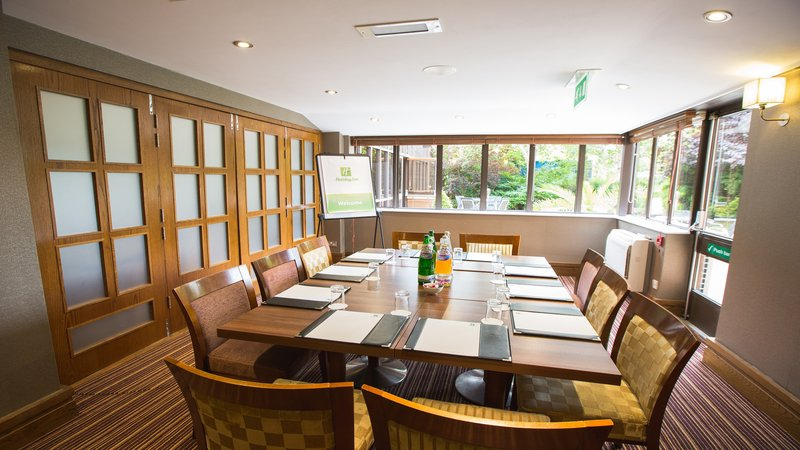 Holiday Inn Nottingham-Marina Suite - with air conditioning and natural day light<br/>Image from Leonardo