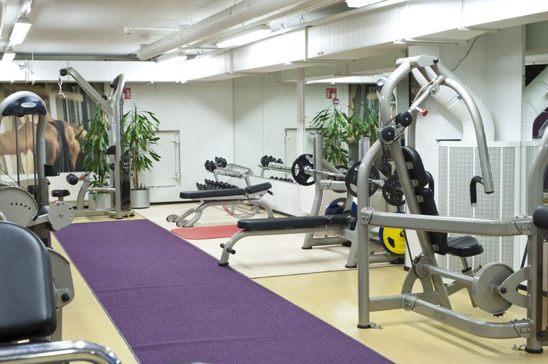 Holiday Inn Helsinki - West -Ruoholahti-Our well equipped gym is available free of charge<br/>Image from Leonardo