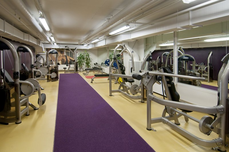 Holiday Inn Helsinki - West -Ruoholahti-Work out in our well equipped MiniGym<br/>Image from Leonardo