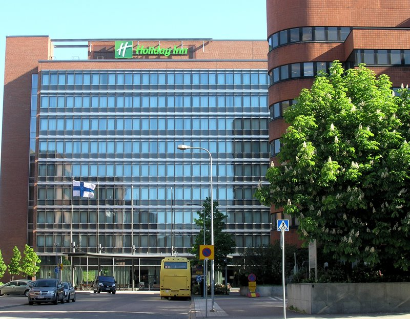Holiday Inn Helsinki - West -Ruoholahti-Welcome to Holiday Inn Helsinki West - Ruoholahti<br/>Image from Leonardo