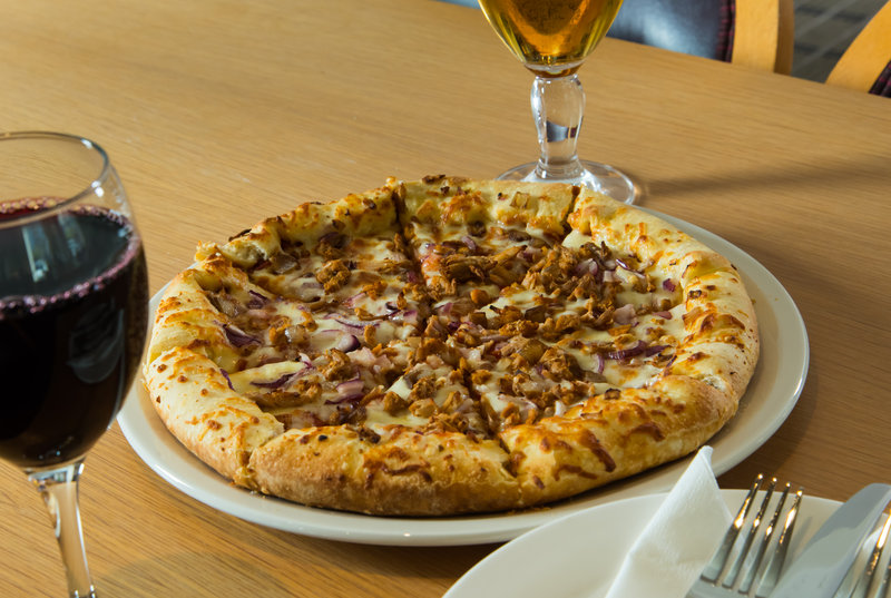 Holiday Inn Express Stafford M6 Jct 13-Can we tempt you with a tasty pizza after a busy day?<br/>Image from Leonardo