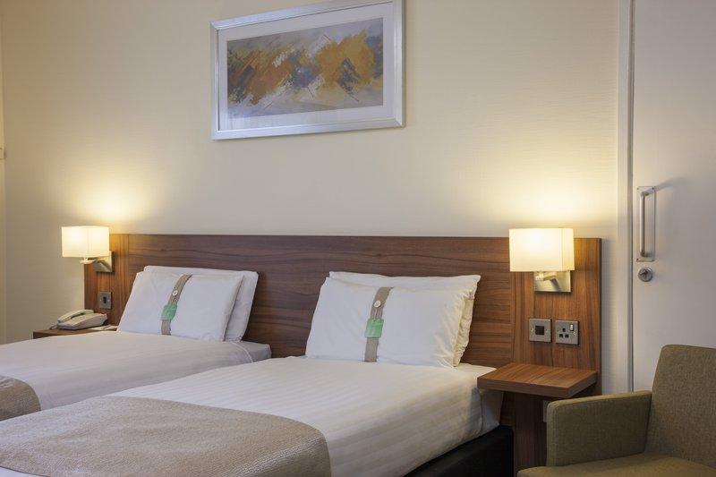 Holiday Inn Colchester-Standard Room<br/>Image from Leonardo