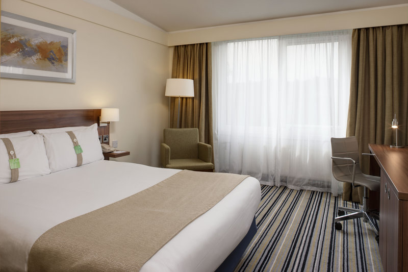 Holiday Inn Colchester-Double Room Refurbished in 2016<br/>Image from Leonardo