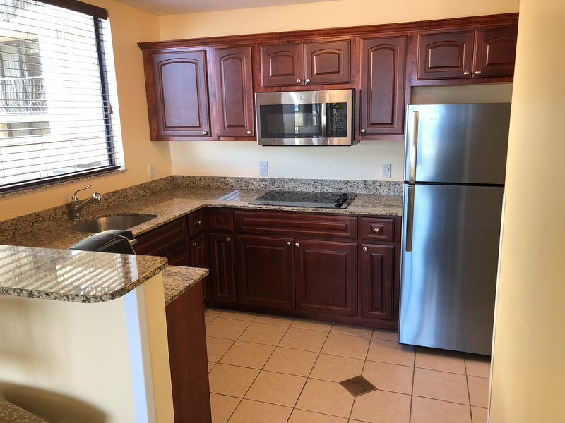 HOLIDAY INN HOTEL AND SUITES CLEARWATER BEACH-Full kitchen suites available <br/>Image from Leonardo
