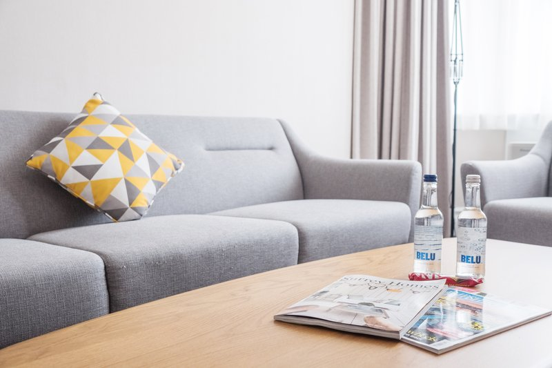 Holiday Inn Farnborough-Enjoy relaxing in our seating area in our suite<br/>Image from Leonardo