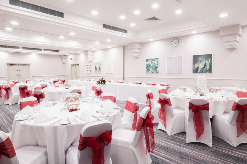 Holiday Inn Farnborough-Book your special event in our Farnborough Suite<br/>Image from Leonardo