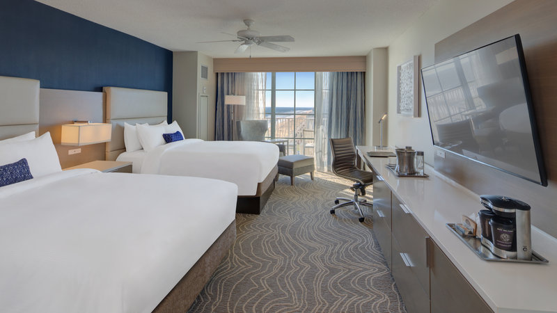 Hilton Garden Inn Virginia Beach Oceanfront-Two Doubles Ocean View<br/>Image from Leonardo