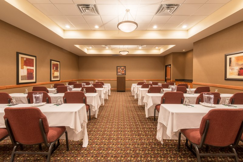 Holiday Inn Casper East - McMurry Park-Flexible Meeting Space perfect for small to medium groups<br/>Image from Leonardo