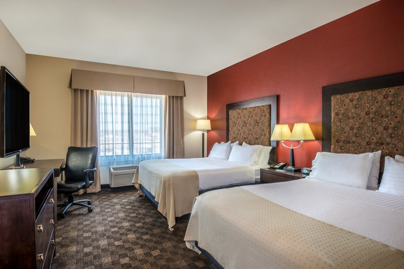 Holiday Inn Casper East - McMurry Park-Relax with your family in our spacious rooms while exploring<br/>Image from Leonardo