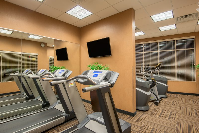 Holiday Inn Casper East - McMurry Park-Keep up with your fitness routine at the Holiday Inn Casper East<br/>Image from Leonardo