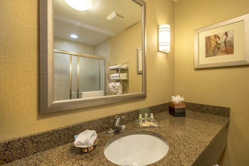 Holiday Inn Casper East - McMurry Park-Our spacious bathrooms feature showers and some with tub/showers<br/>Image from Leonardo