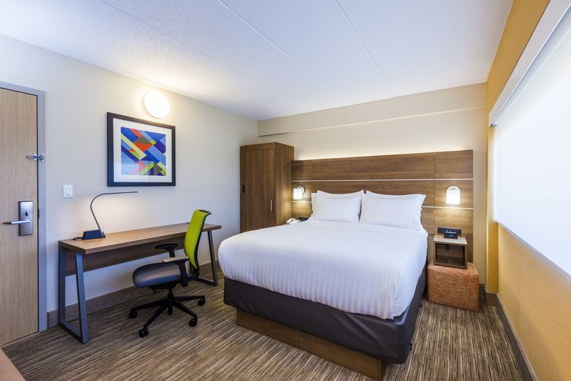 Holiday Inn Express &amp; Suites St. John Harbour Sde-Our Newly Renovated Rooms Include Free WiFi, Parking and Breakfast<br/>Image from Leonardo