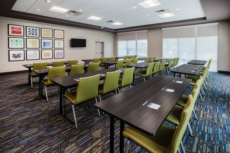 Holiday Inn Express Radcliff - Fort Knox-Meeting Room <br/>Image from Leonardo